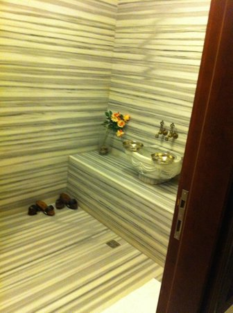 Garden House Istanbul: Bathroom