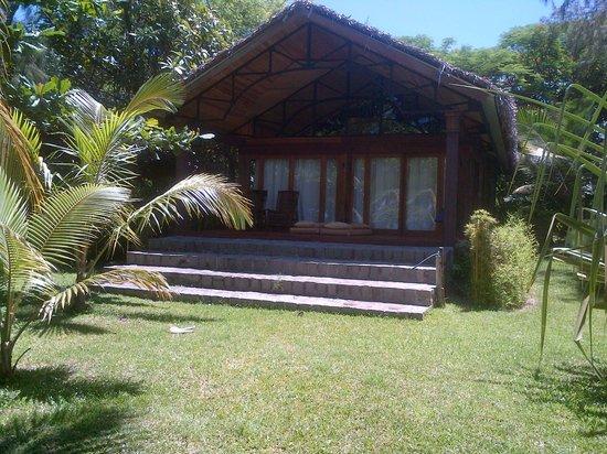 Princesse Bora Lodge & Spa : Mon Bungalow du week-end