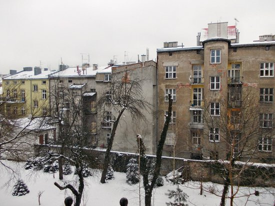 Yarden Aparthotel by Artery Hotels: View to rear of hotel