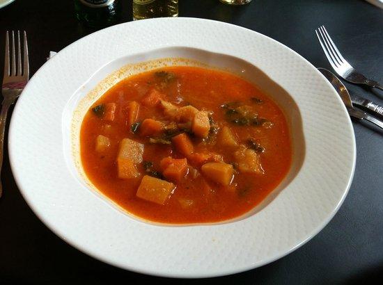 La Lanterna: Heavenly soup! Yummy!