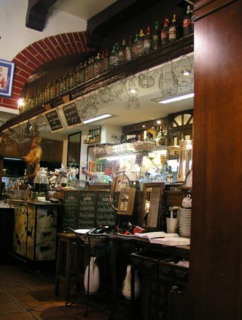 Restaurante Casa Perico : vista del comedor