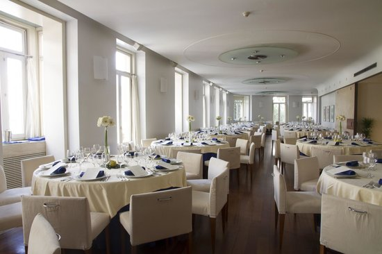 Gran Hotel: Salones