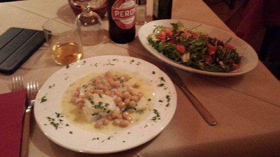 Osteria La Chitarra: dinner
