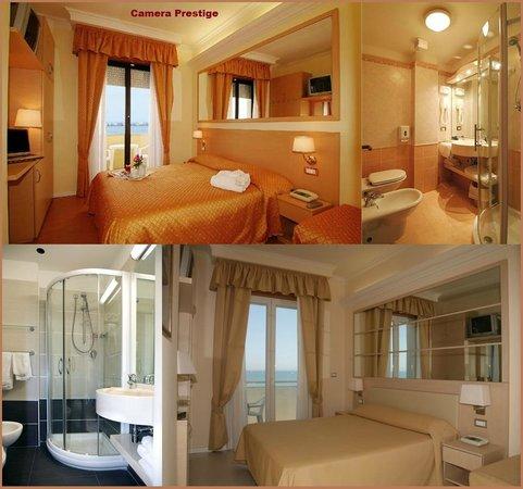 Hotel Caesar Paladium: Camera Prestige