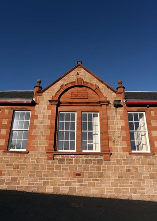 Grammar Lodge Guesthouse: Lovely Stonework