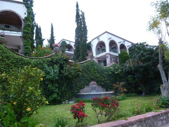 Condo Posada La Ermita : Vista desde nuestra suite.