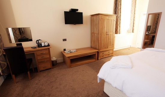 Grammar Lodge Guesthouse : Loads of room