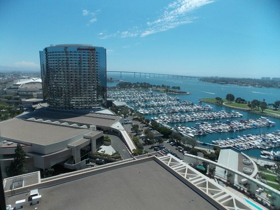Manchester Grand Hyatt San Diego: Vista Camera