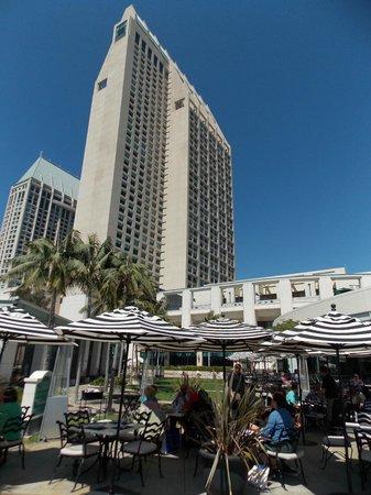 Manchester Grand Hyatt San Diego: Hotel