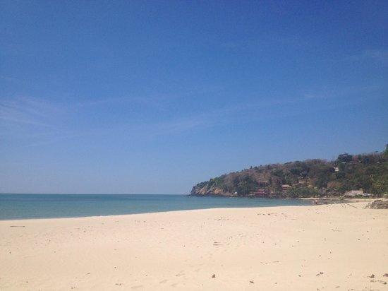 Ao Mai Phai (Bamboo Bay): Beach