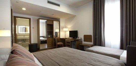 Hotel Plaza: Comfort double 3rd floor