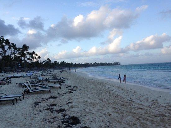 Paradisus Punta Cana: Hermosa playa