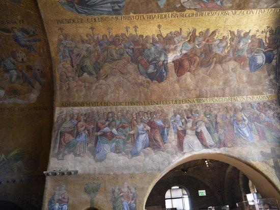 Basílica de San Marcos: мозаика