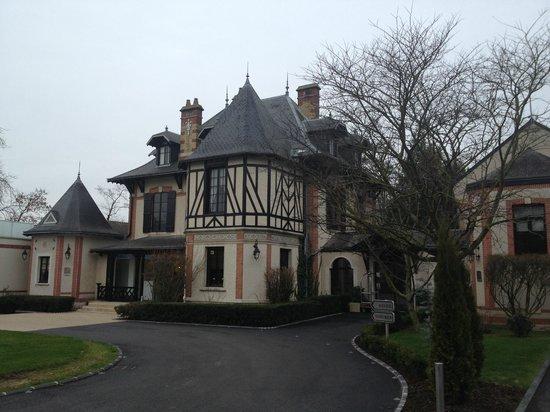 L'Assiette Champenoise : das Hotel