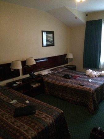 Hotel Del Rey : Del Rey Standard Room 2 Beds ,