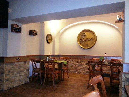 Hotel a restaurace KOCANDA: Restaurace VIP salonek
