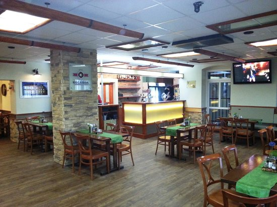 Hotel a restaurace KOCANDA: Restaurace KOCANDA
