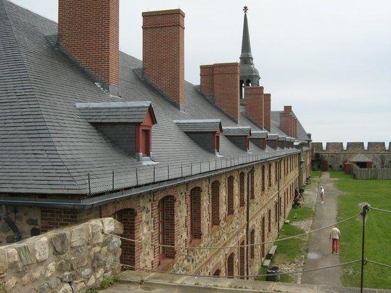 Le site historique national de la Forteresse de Louisbourg : Governor's Quarters