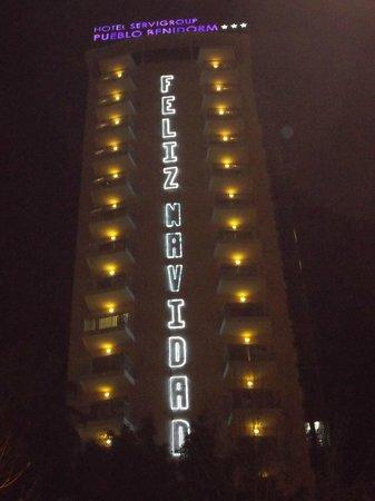 Servigroup Pueblo Benidorm: Hotel