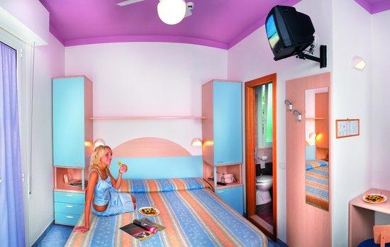 Camera Hotel Villa Rossi
