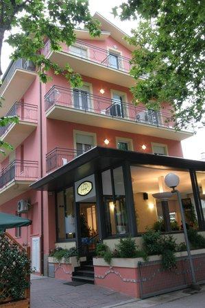 Esterno Hotel Villa Rossi