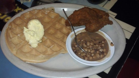 Miss Polly's Soul City Cafe : Chicken