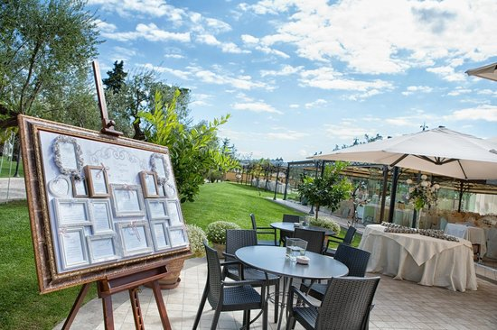 Villa Fiorita Hotel : Tableau