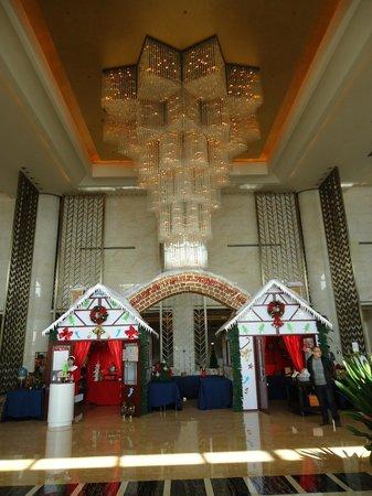 The Westin Fuzhou Minjiang: Hall