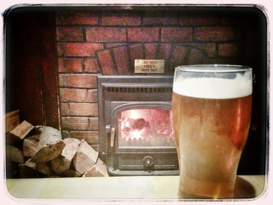 The Dirty Duck: Ale and fire!