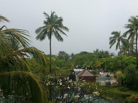 The Westin Resort Nusa Dua: on a cloudy day