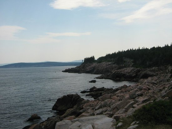 Cabot Trail : Coast Line
