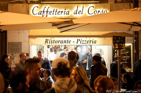 Caffetteria del Corso Cocktail Bar & Restaurant