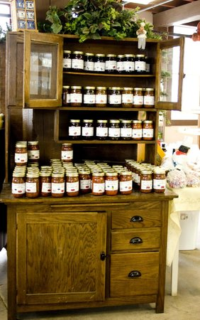 Coppes Commons : Canned jellies and jams and more
