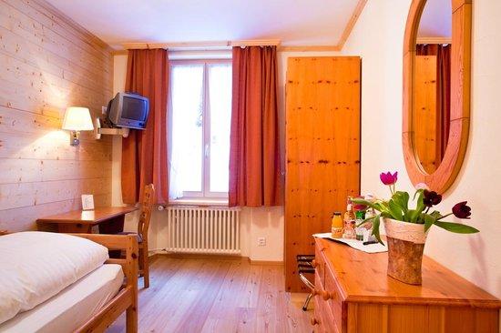 Hotel Bad Serneus: Einzelzimmer