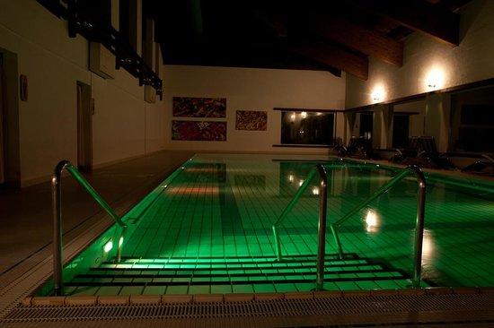 Hotel Bad Serneus: Schwefelheilbad