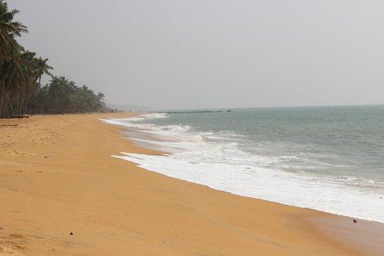 Olenka Sunside Beach Hotel: Пляж