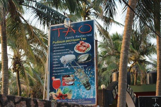 Olenka Sunside Beach Hotel: Семейный ресторан