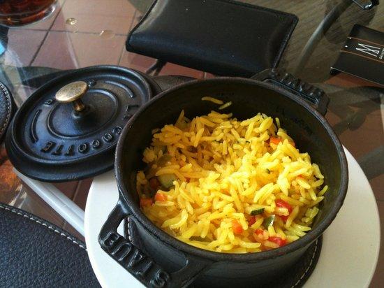 Hodelpa Nicolas de Ovando: Restaurante do hotel magnífico