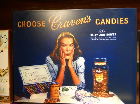 York's Chocolate Story: Cravens Chocolate