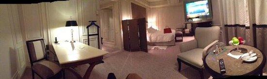 Hotel Villa Magna: VISTA PANORÁMICA DE LA HABITACIÓN GRAND DELUX