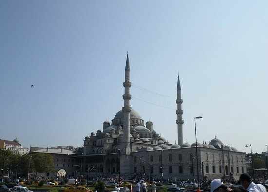 Sude Konak Hotel : Mosque