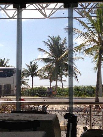 Hotel Algas Marinhas: Salão de café da manhã
