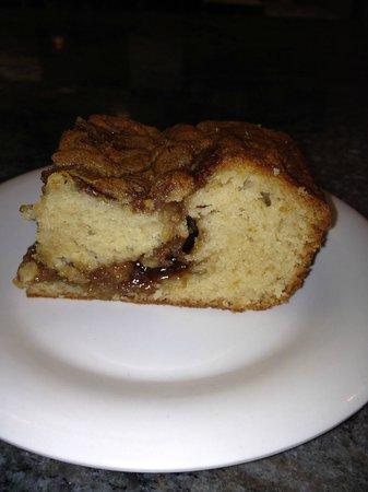 Basila's: Caramel Apple Cake