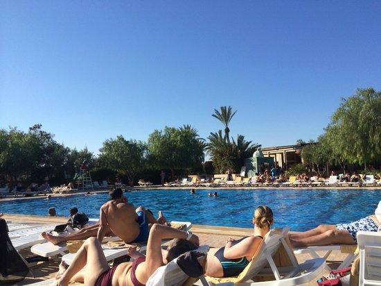 Piscine chauff photo de club marmara madina marrakech for Meilleur chauffe piscine