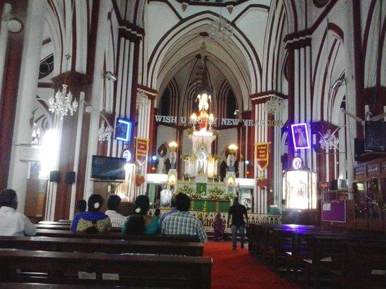 The Basilica of the Sacred Heart of Jesus: Jesus
