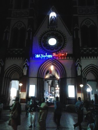 The Basilica of the Sacred Heart of Jesus: Church