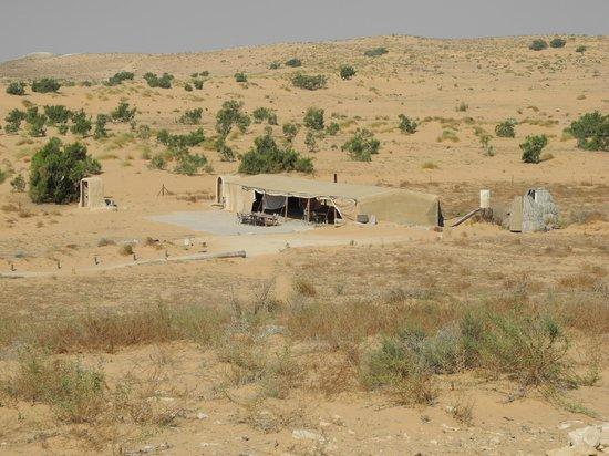 Makman Dunes Desert Lodge: The beduin style tent
