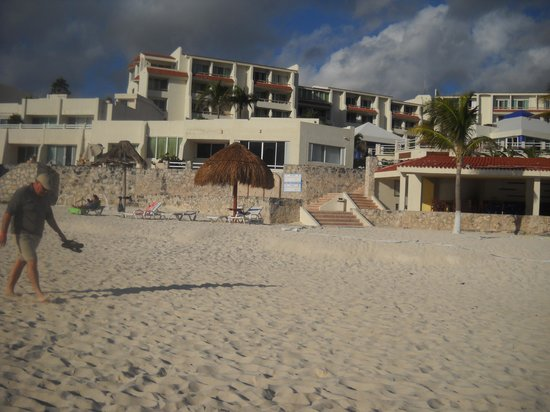 Solymar Cancun Beach Resort: playa del hotel