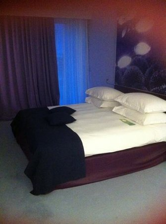 Radisson Blu Resort Split : nice stay- bedroom