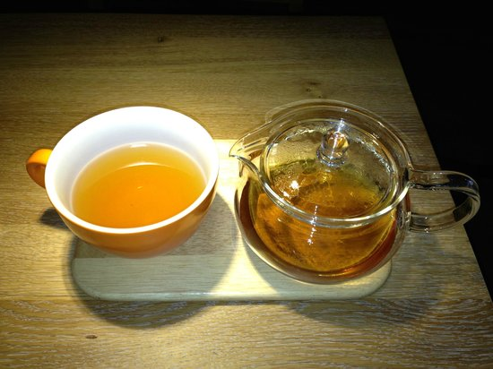Origo Coffee Shop : tea